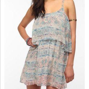 NW Ecote Double Layer Chiffon Festival Dress